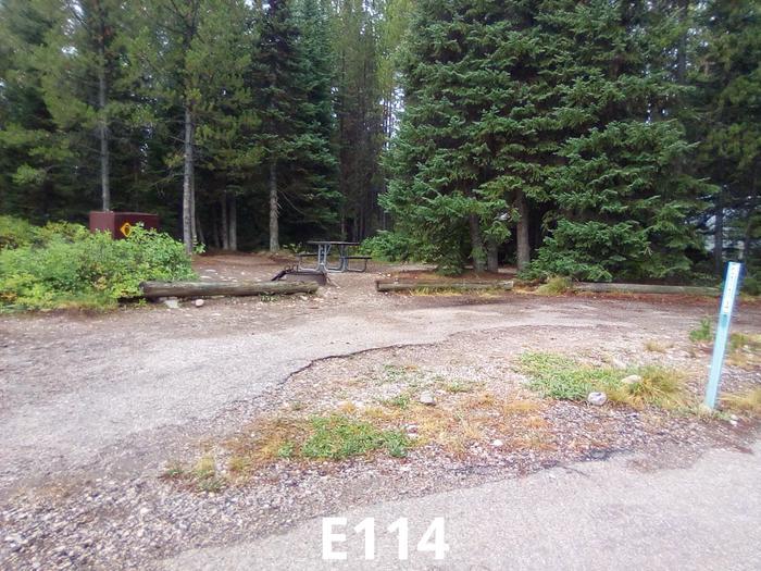 E Loop Site 114