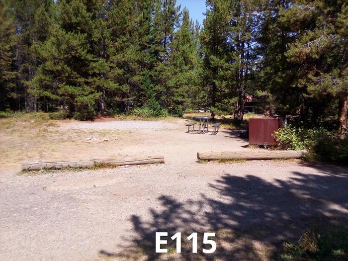 E Loop Site 115