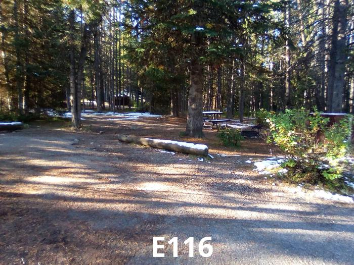E Loop Site 116