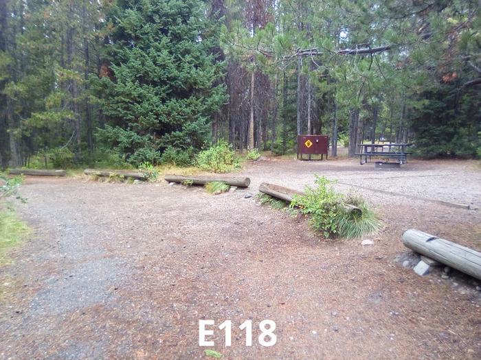 E Loop Site 118