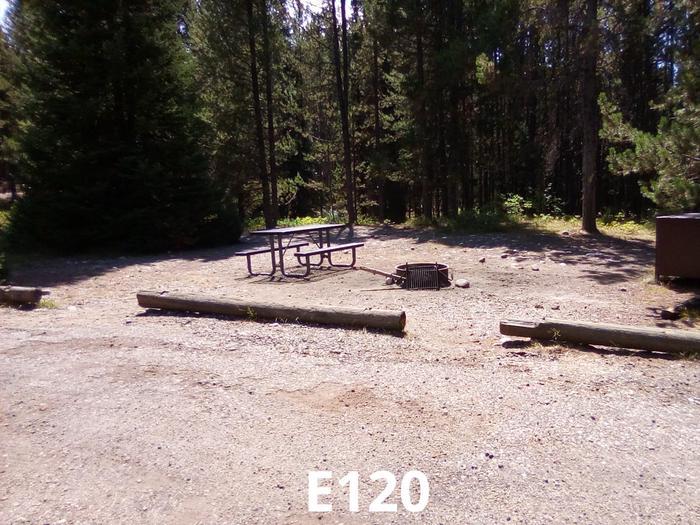 E Loop Site 120
