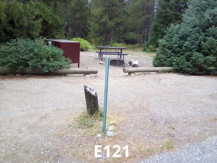 E Loop Site 121