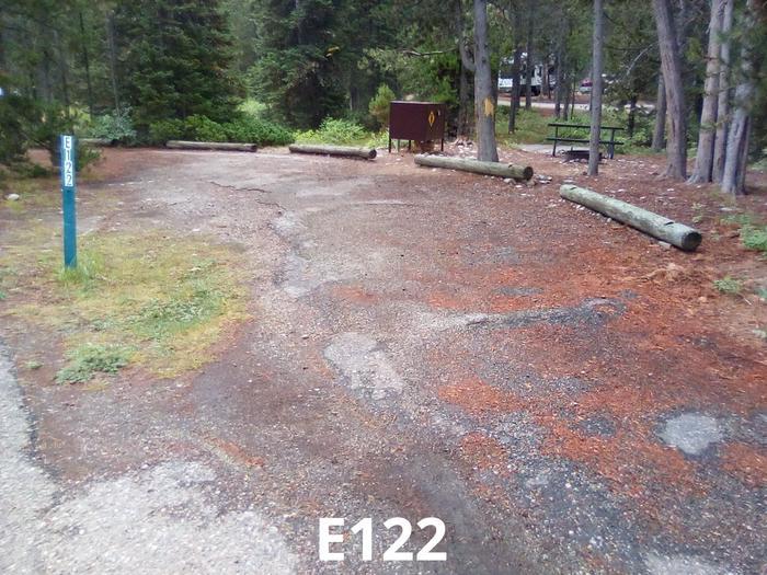 E Loop Site 122