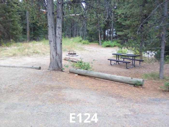 E Loop Site 124