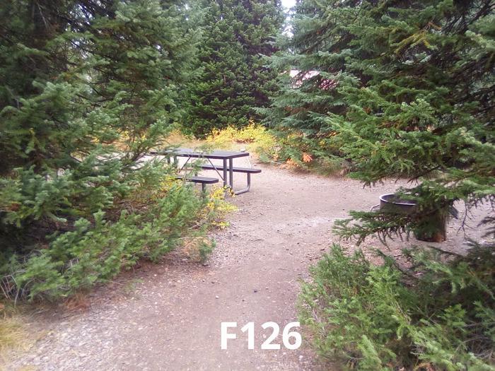 F Loop Site 126