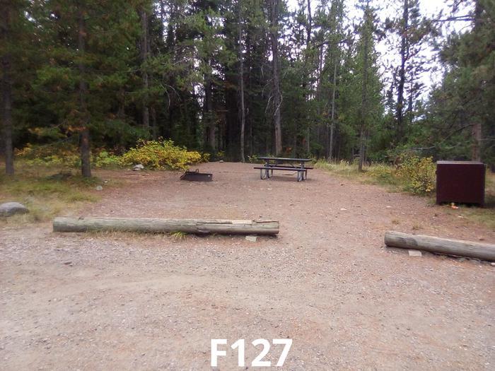 F Loop Site 127