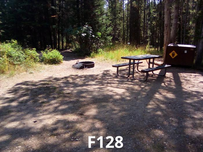F Loop Site 128