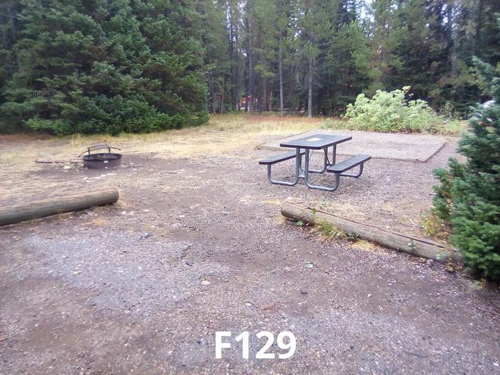 F Loop Site 129