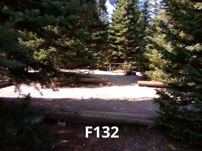 F Loop Site 132