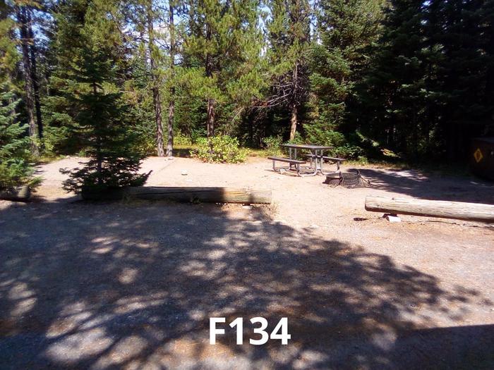 F Loop Site 134