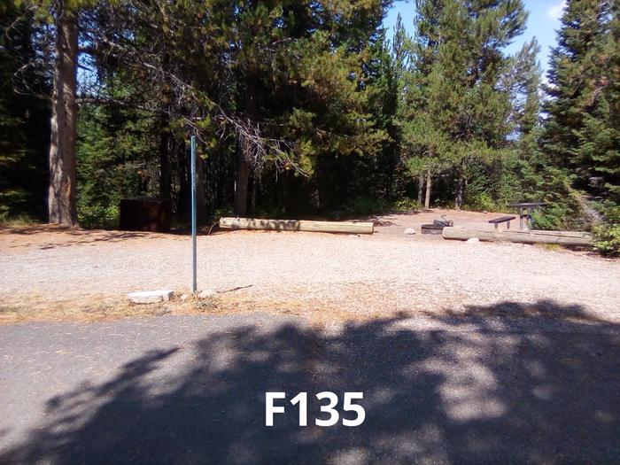 F Loop Site 135