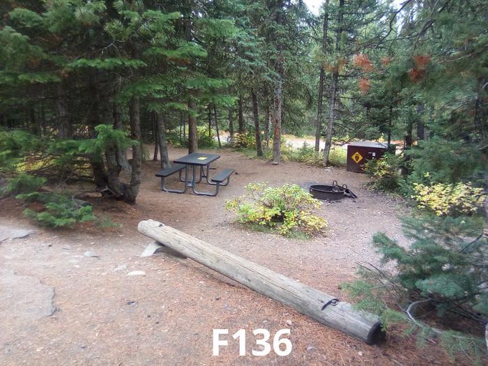 F Loop Site 136