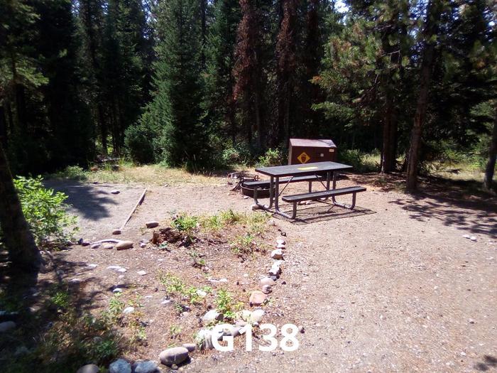 G Loop Site 138