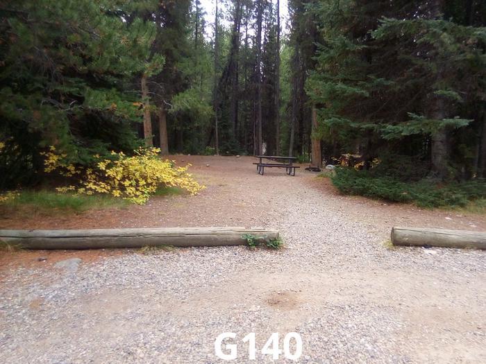 G Loop Site 140