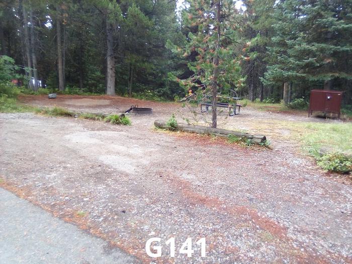 G Loop Site 141