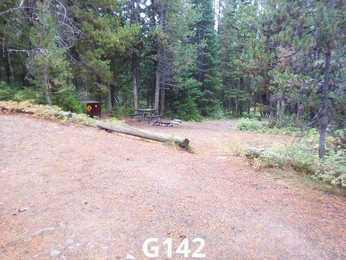 G Loop Site 142