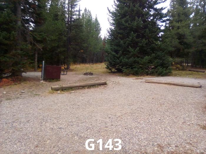 G Loop Site 143