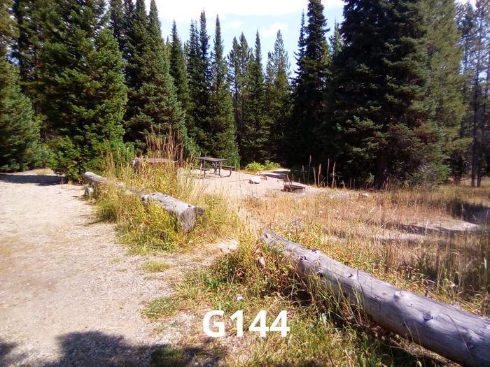 G Loop Site 144
