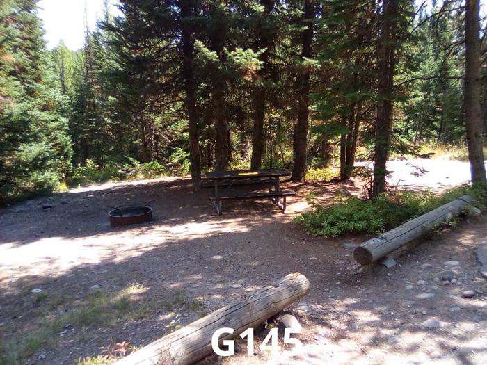 G Loop Site 145