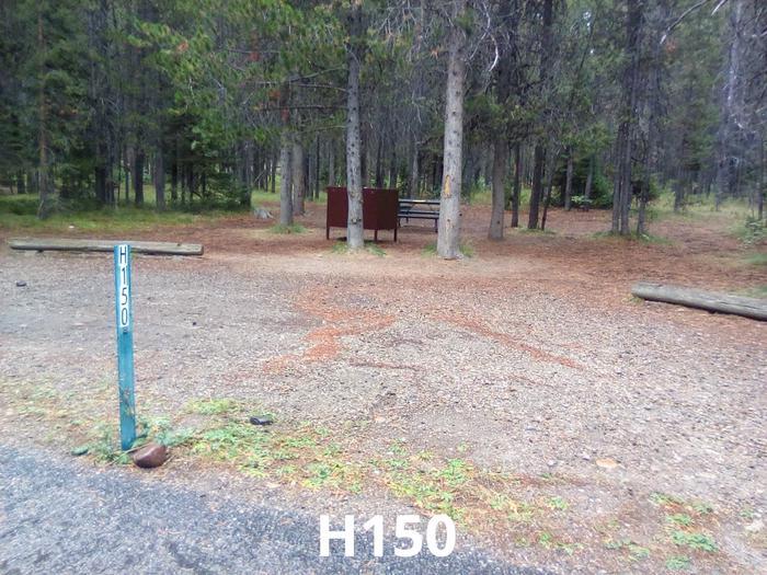 H Loop Site 150