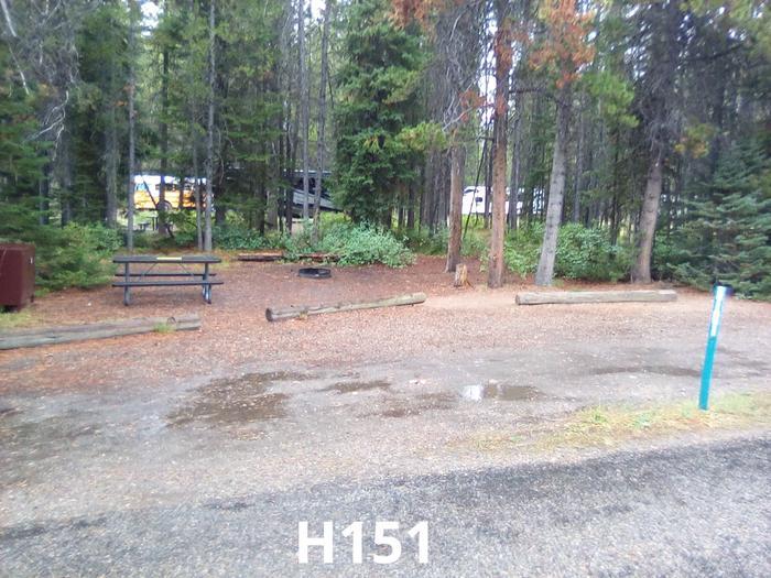 H Loop Site 151