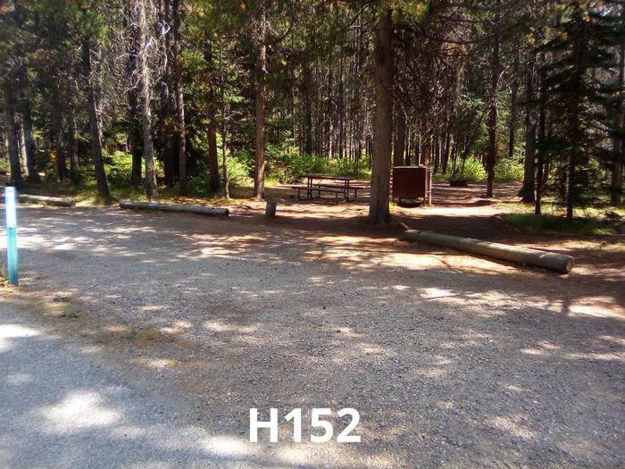 H Loop Site 152