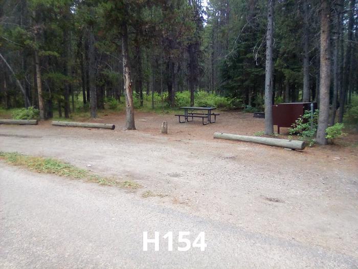 H Loop Site 154