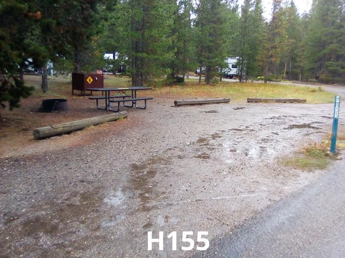 H Loop Site 155