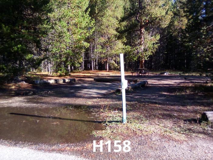 H Loop Site 158