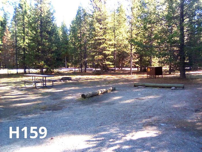 H Loop Site 159