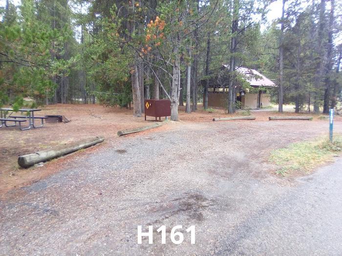 H Loop Site 161