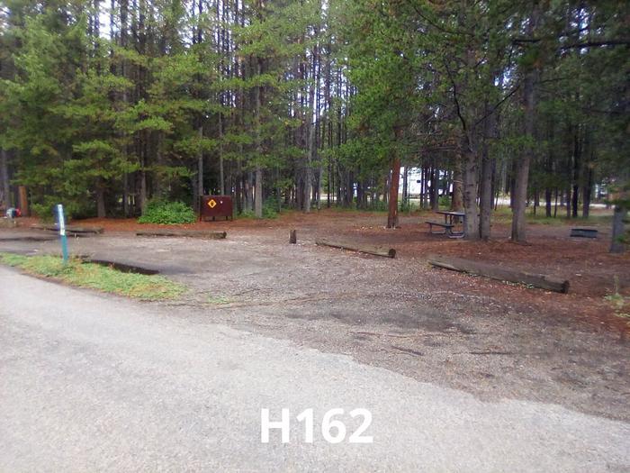 H Loop Site 162