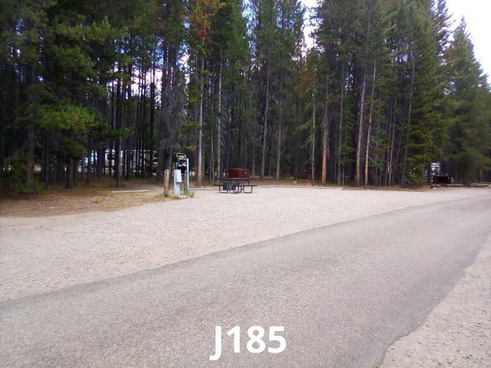 J Loop Site 185