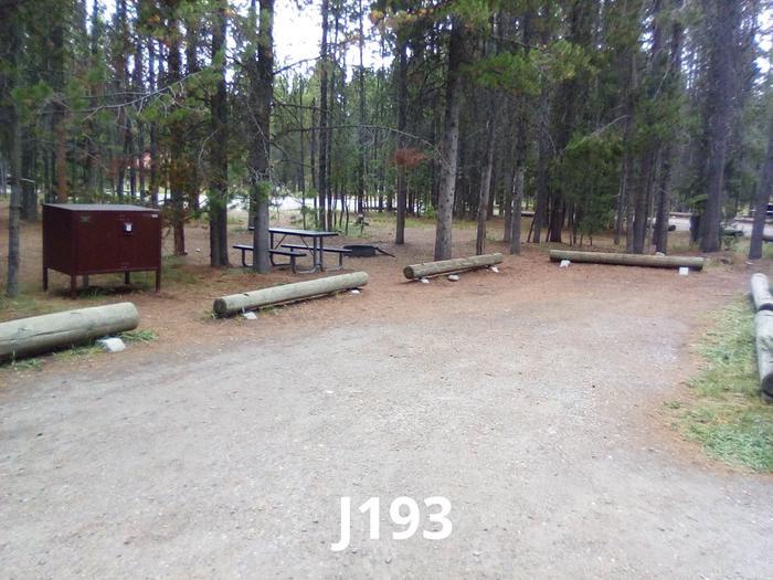 J Loop Site 193