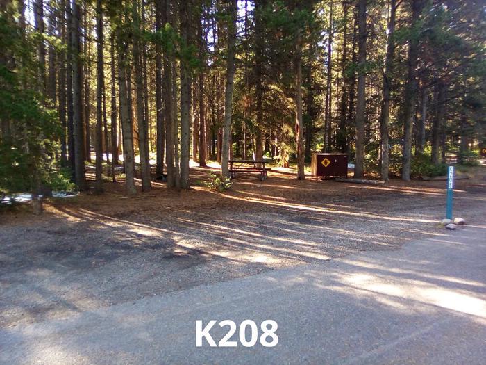 K Loop Site 208