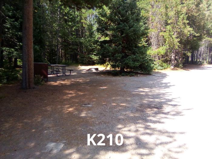 K Loop Site 210