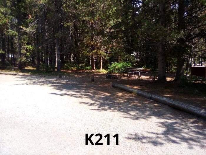 K Loop Site 211