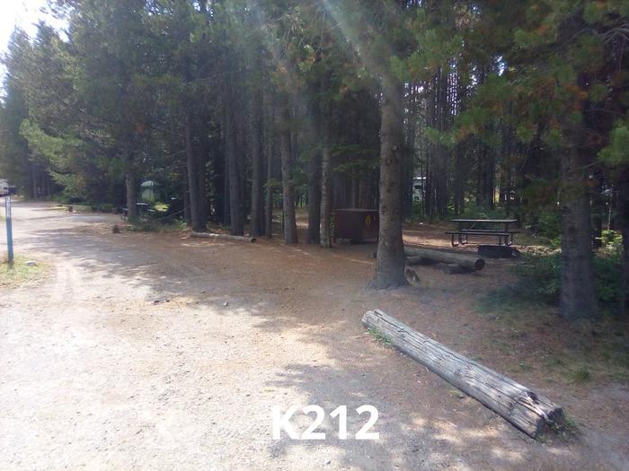 K Loop Site 212
