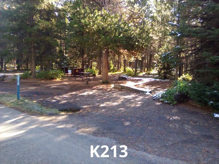K Loop Site 213