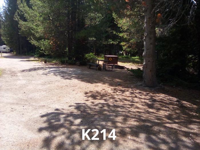 K Loop Site 214