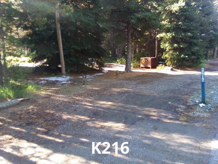 K Loop Site 216