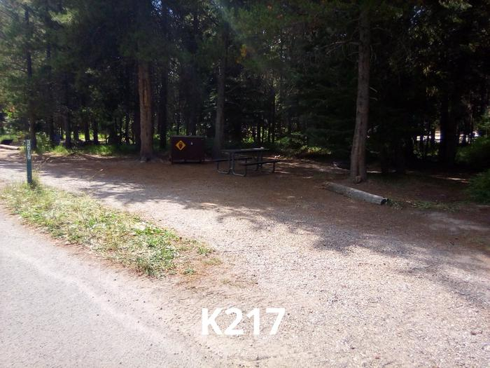 K Loop Site 217