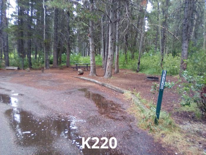 K Loop Site 220