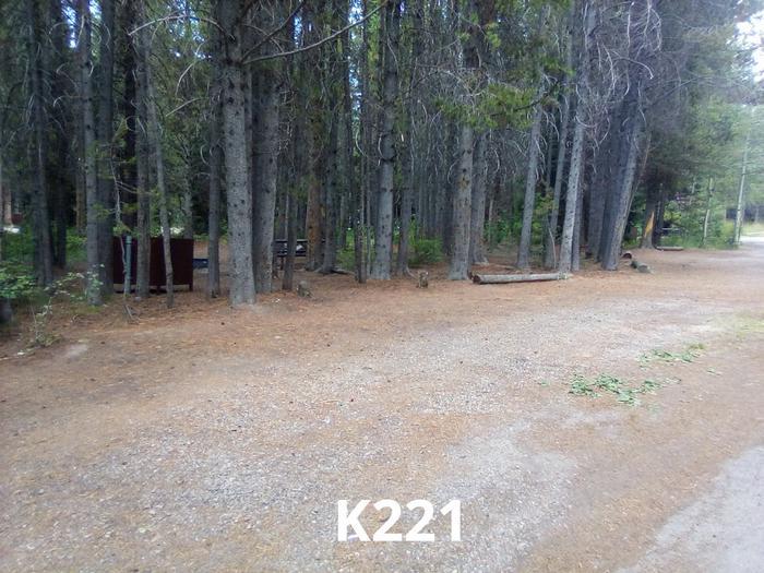 K Loop Site 221