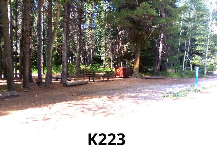K Loop Site 223