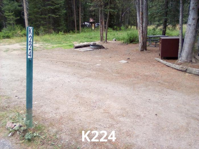 K Loop Site 224