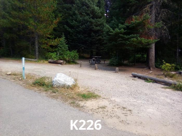 K Loop Site 226