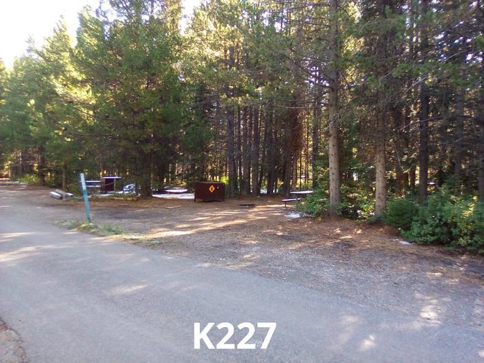 K Loop Site 227