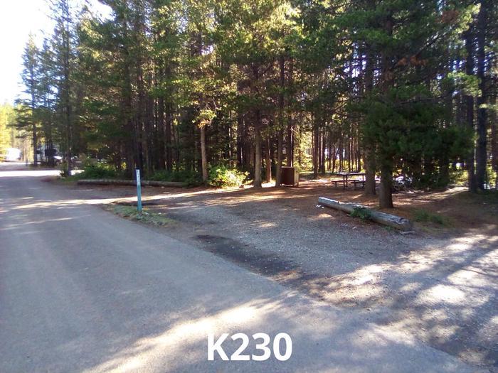 K Loop Site 230
