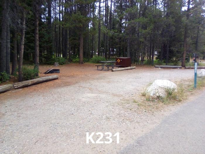 K Loop Site 231